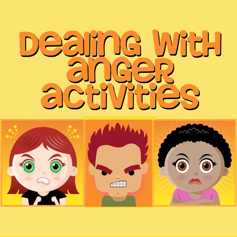 Activities To Help Children Express Anger
