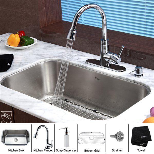 Kitchen Sinks Kitchen Faucet Stainless Steel Kitchen Sink Sink