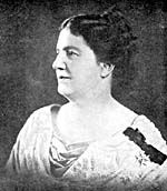 Photo of Emily Ferguson Murphy Emily was a natural leader and had a strong interest in the protection of women and children. The experience of an Alberta woman who, after years of hard work supporting the family homestead was left with nothing when her husband decided to sell the farm, motivated Emily to study the legal implications of this injustice. Her work for women's rights was strongly supported and encouraged by many rural women