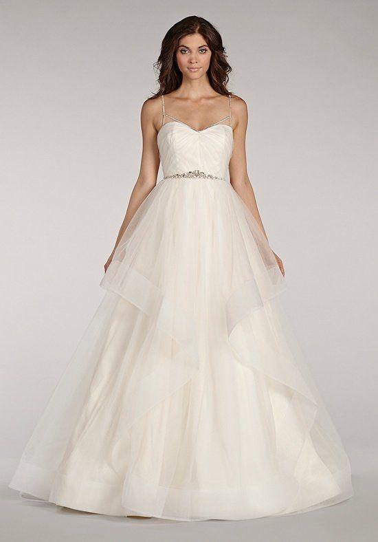 Blush by Hayley Paige | wedding | Pinterest