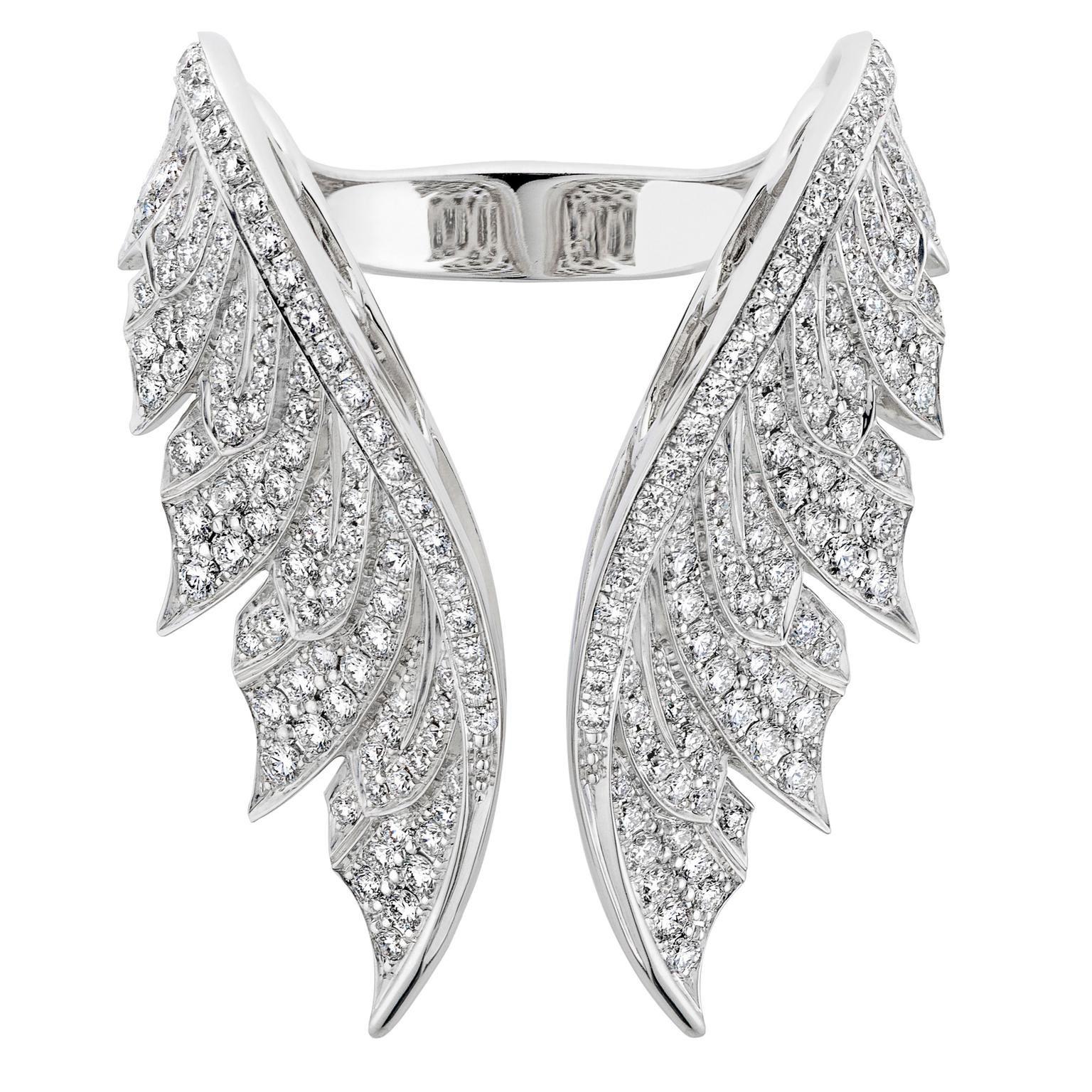 Stephen Webster Magnipheasant diamond ring
