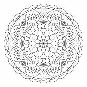 Color Mandala App Tutorial