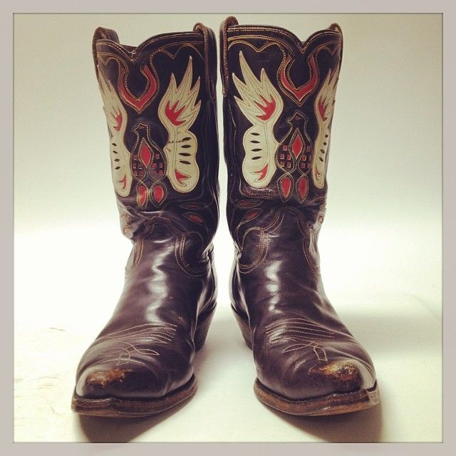 Vintage Cowboy Boots Google Search In 2019 Vintage