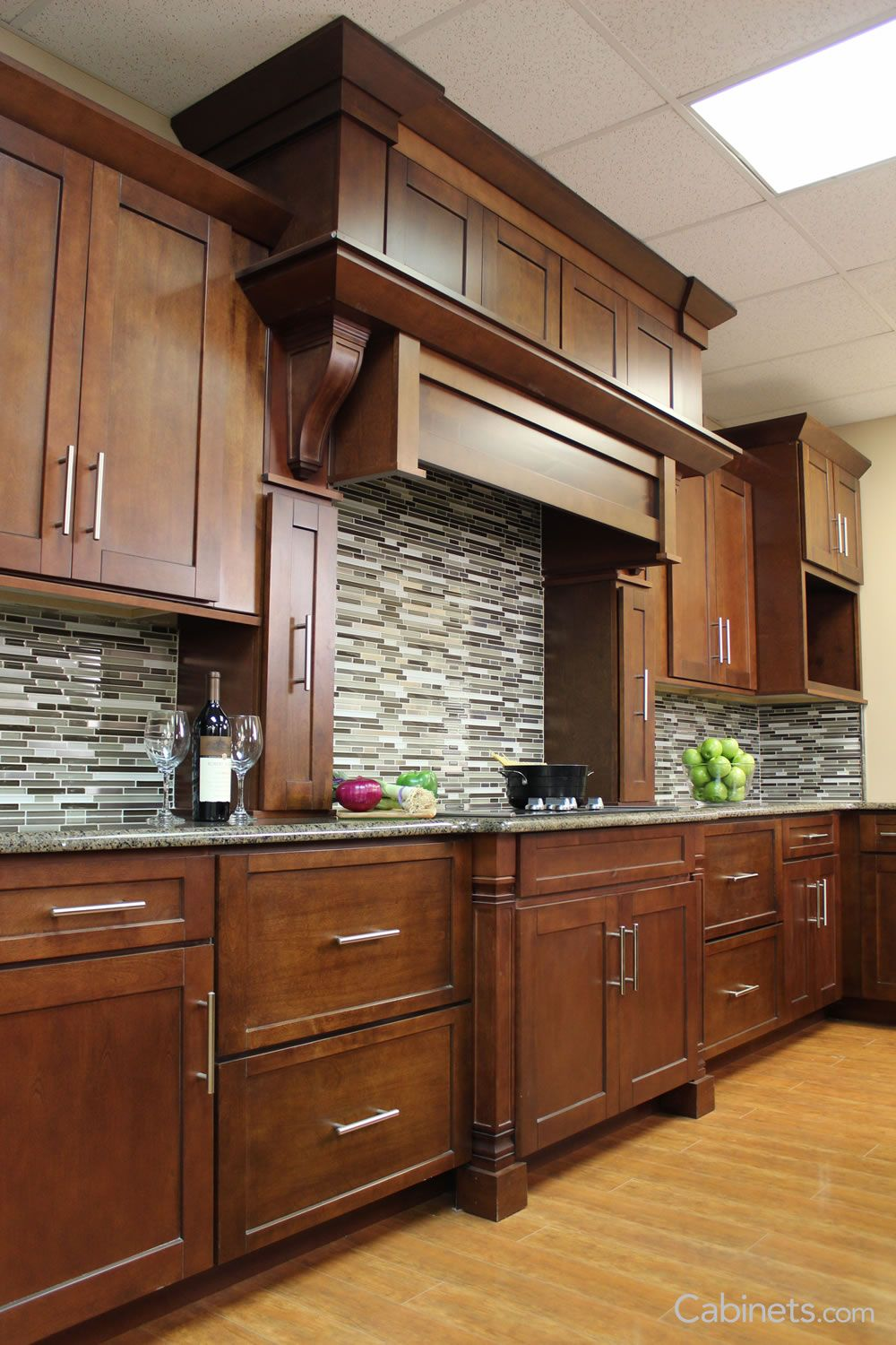 Shaker Rta Maple Brandywine Kitchen Maple Kitchen Cabinets