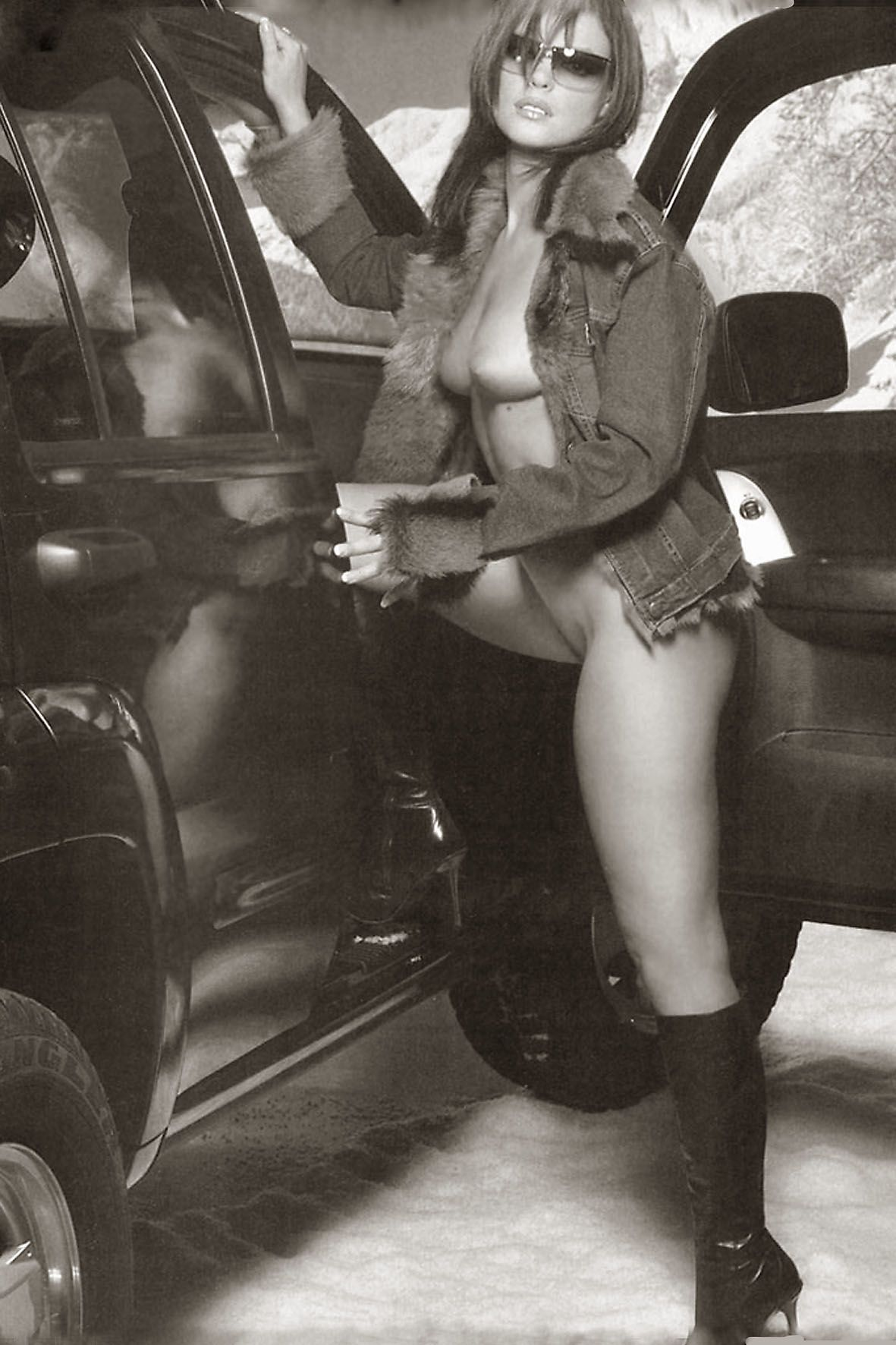 Pascale Bal Nude Photos 96