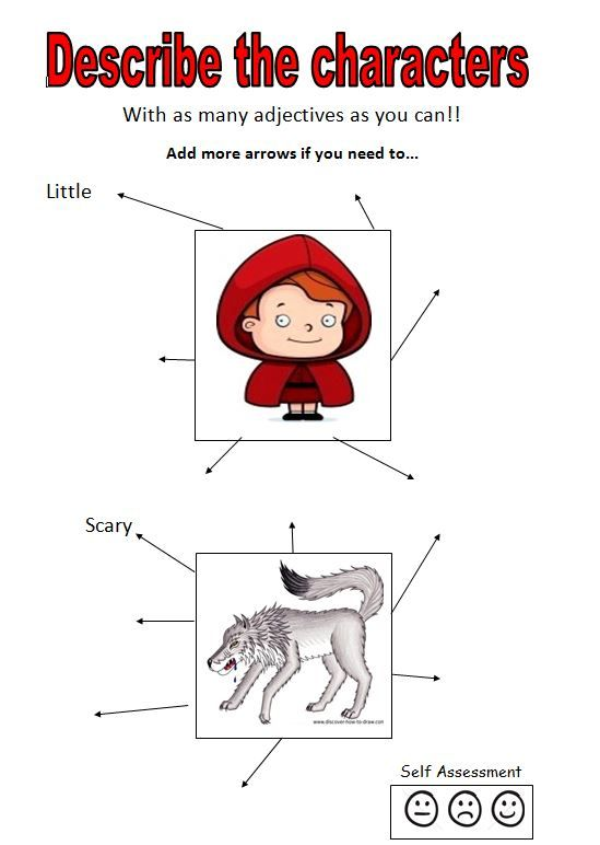 A bumper pack of resources for \'Red Riding Hood\' including ...