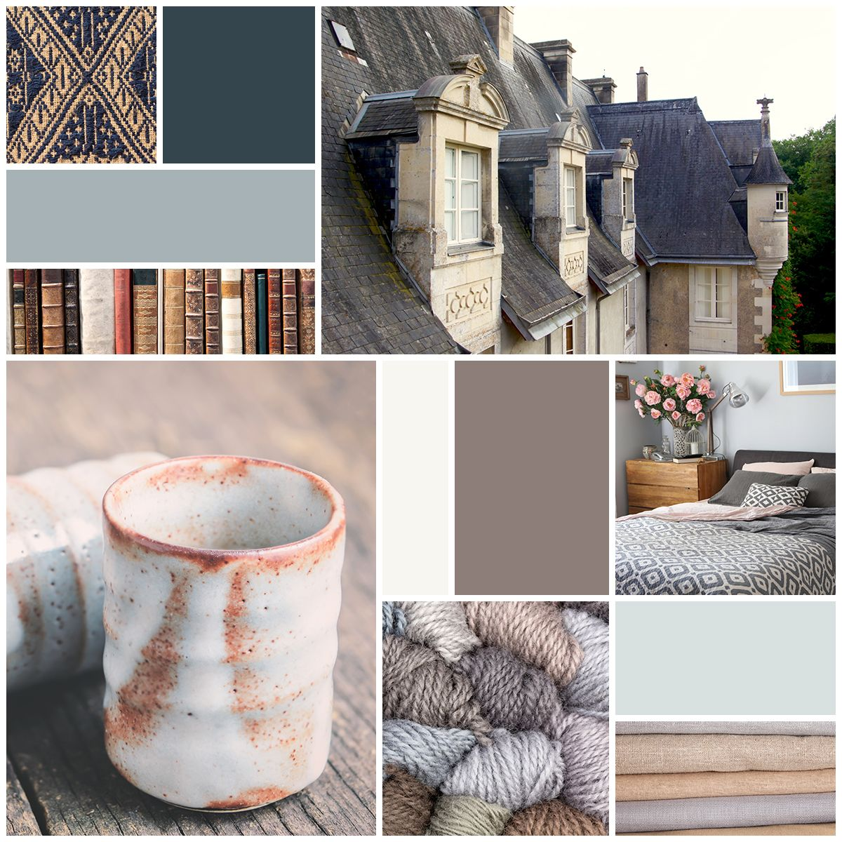 Garden Centre: Effortlessly Balancing Warm And Cool Tones, Poised Taupe