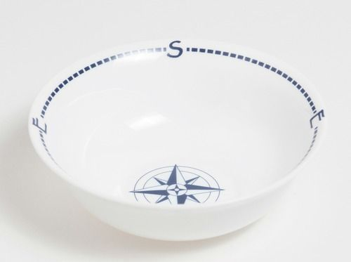 Blue Compass Soup Bowls - Set of 4