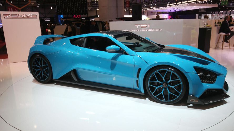 Zenvo TS1 GT has 1,163 hp, costs 1.2 million... and is