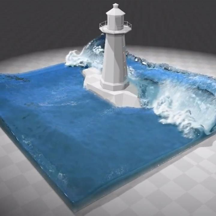 Video  This Is What Water Will Look Like In Games Of The Future