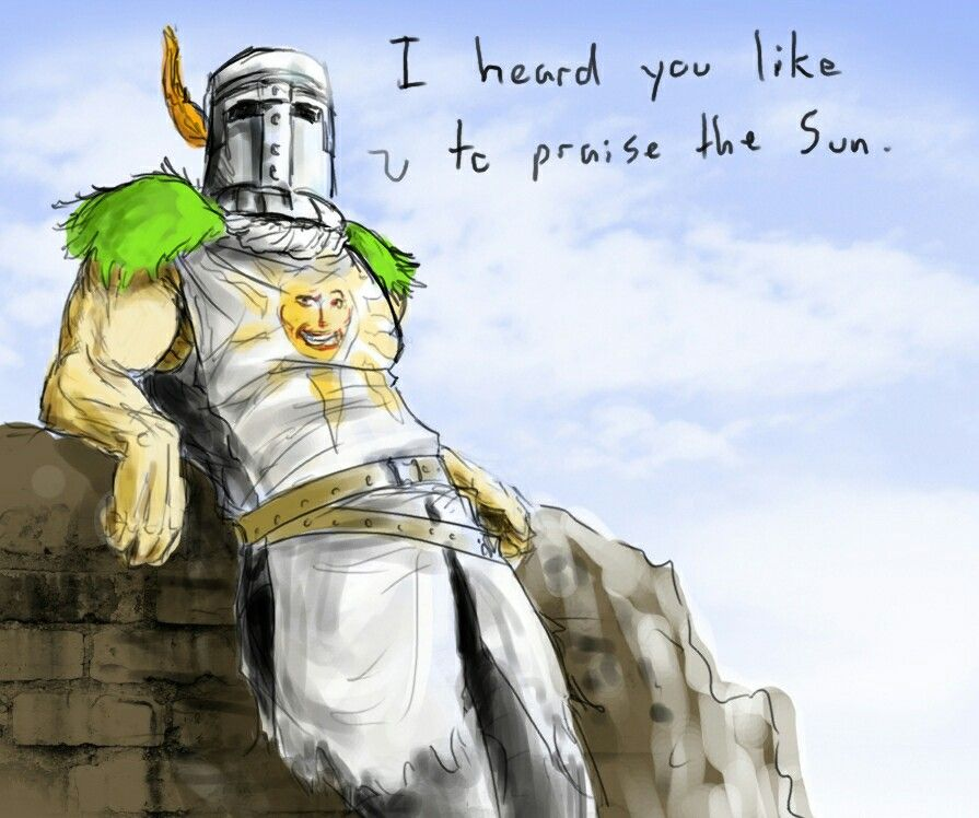 Sexy Knight Solaire, Dark Souls | All Things Dark Souls ...