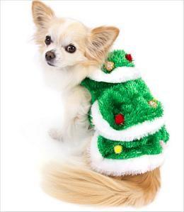 Christmas Tree Dog Costume & Christmas Tree Dog Costume | Costumes Dog and Doggies