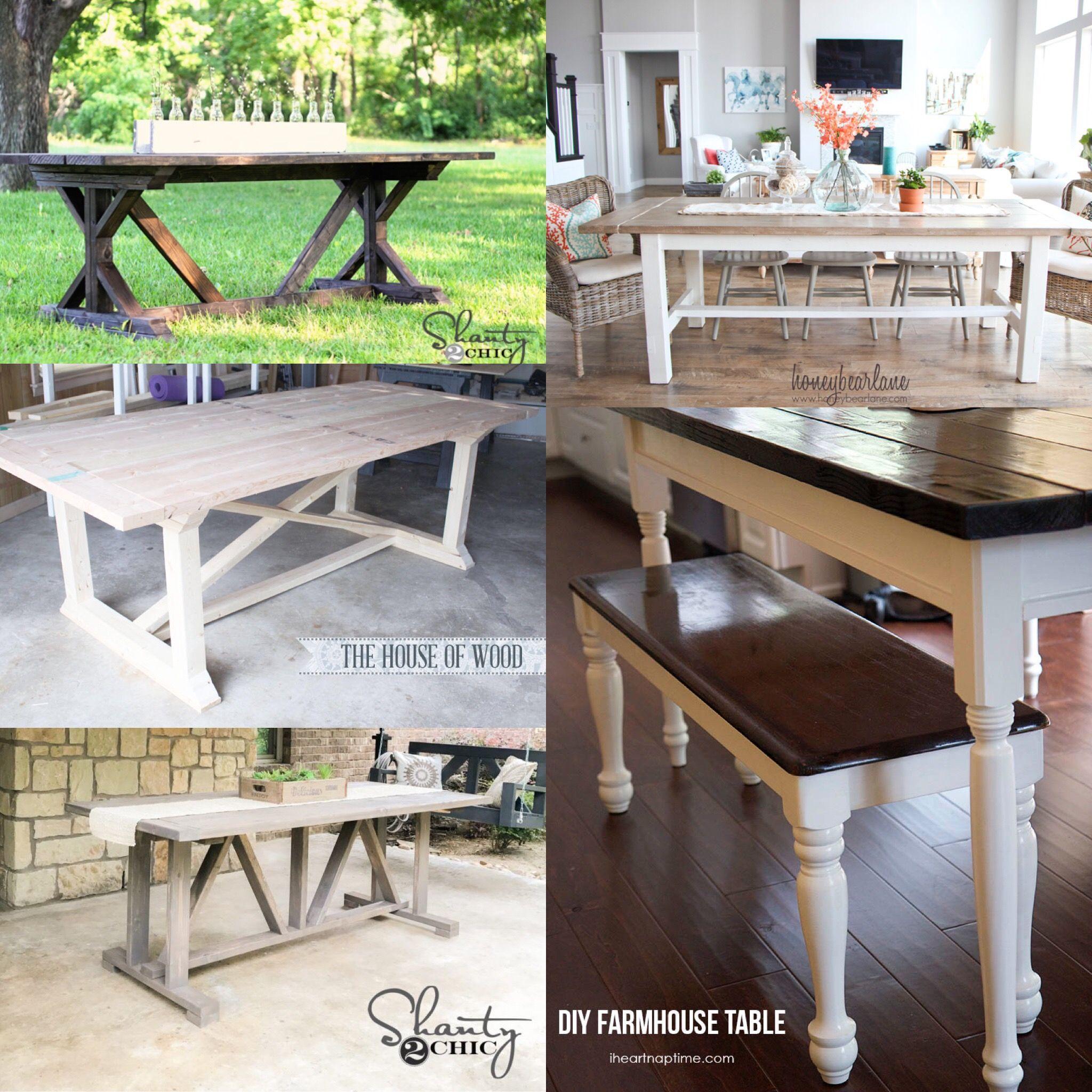 my top 5 farmhouse kitchen tables farmhouse kitchen tables diy farmhouse table kitchen table on farmhouse kitchen table diy id=28252
