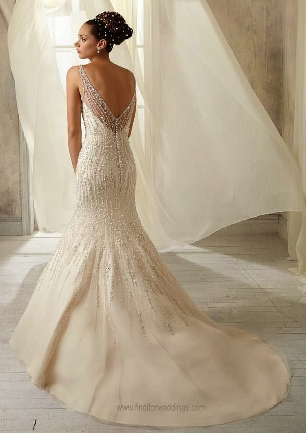 AF Couture for Mori Lee 2014 wedding collection www ...