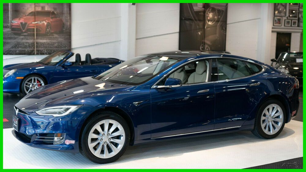2017 Tesla Model S 100d 2017 100d Used Automatic Awd Moonroof Premium Price 38 700 In 2020 Tesla Model S Tesla Tesla Model