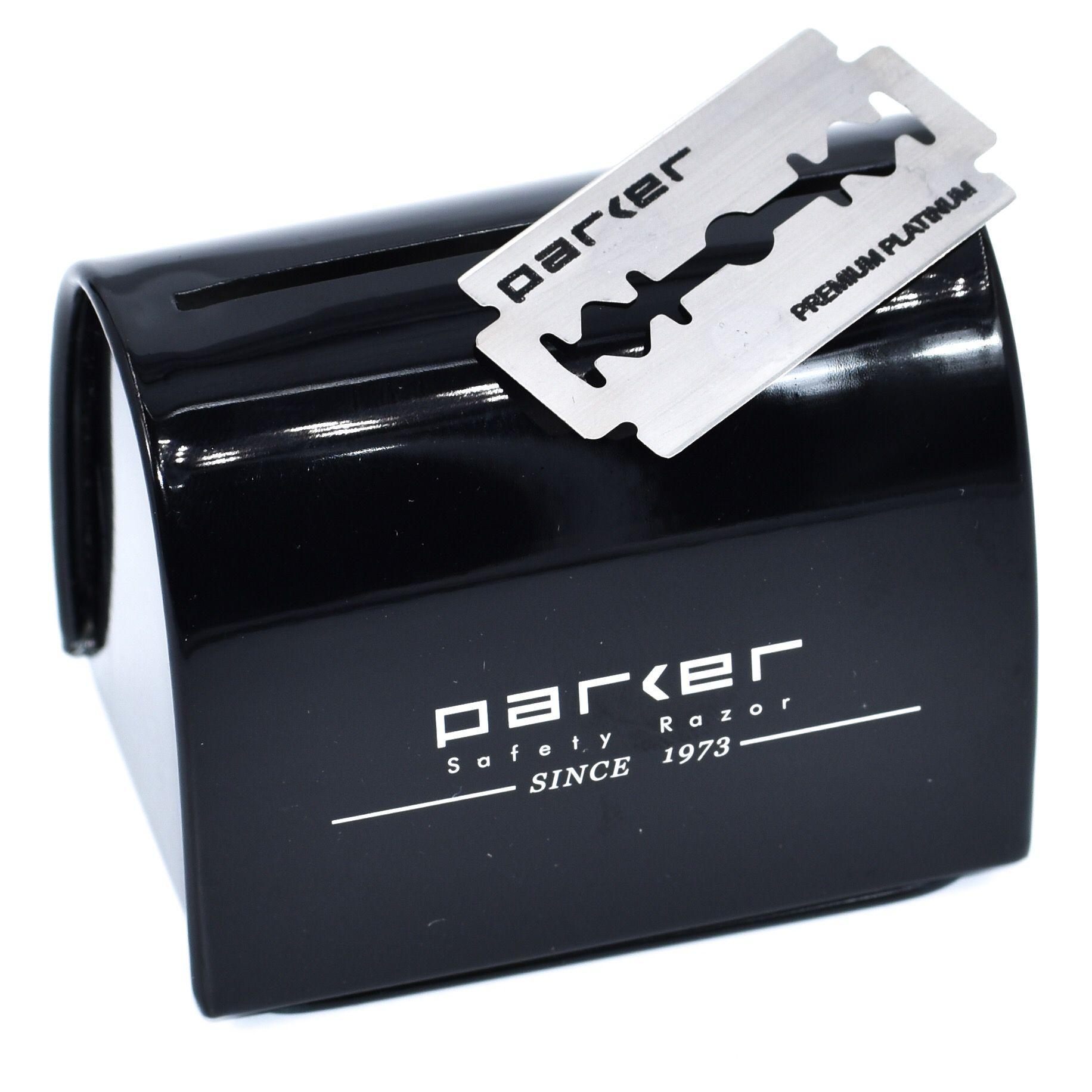 Parker Blade Disposal Bank Shaving soap, Disposable