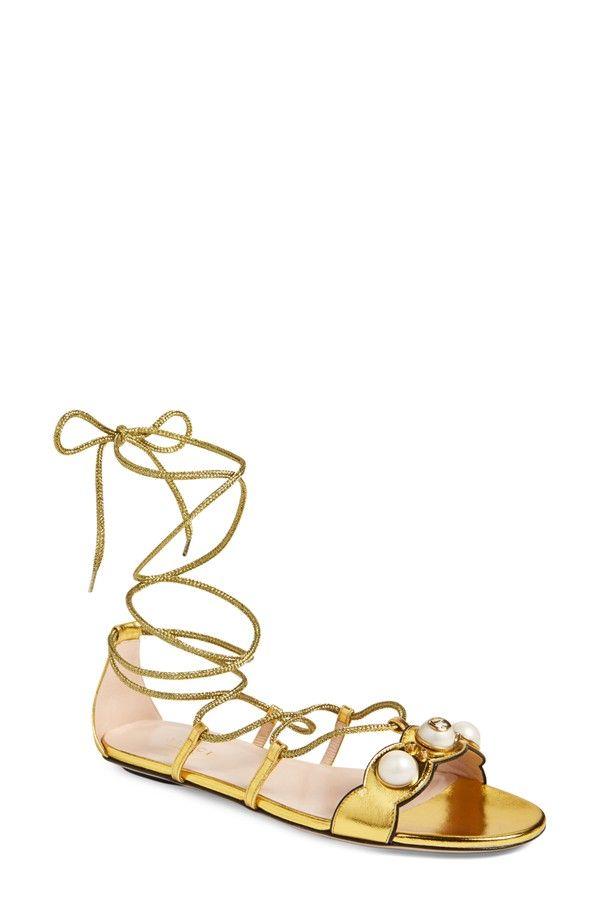 c745bbd88 ASOS HIGH ROLLER Wide Fit Embellished Heeled Sandals - Gold | Shoes ...