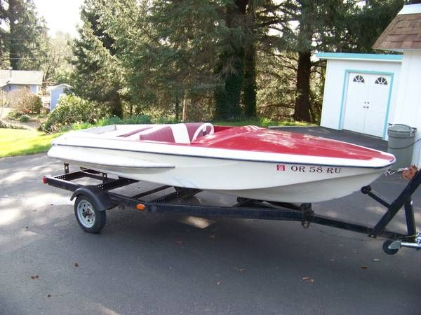 Pin by Heinzman Drum Company on Vintage Glasspar Boats | Runabout
