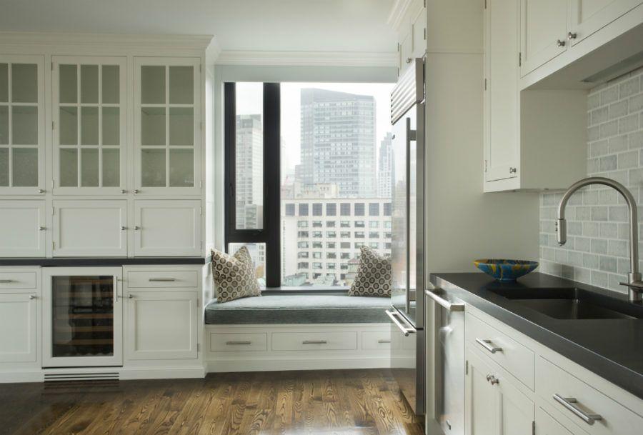 Küchenfensterbank Adams + Beasley Associates , Kochen mit Genuss