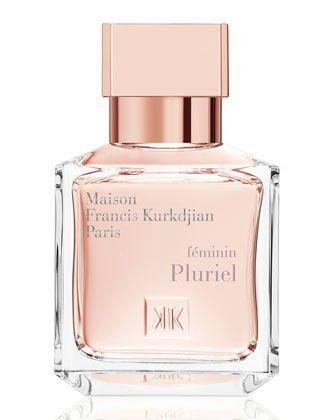 f0957c16d Maison Francis Kurkdjian fminin Pluriel Eau de parfum, 2.4 oz. DetailsA  grand floral bouquet that unfolds from Florentine iris to violet, from  Grasse rose ...