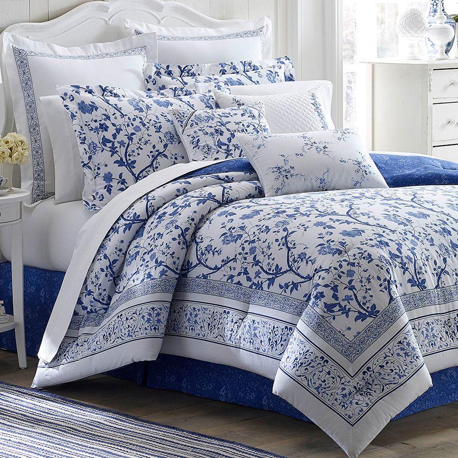 Laura Ashley Charlotte Comforter Set Bedroom Pinterest