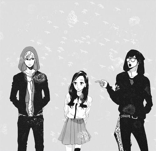 Kimi Ni Todoke 4 B L M Izle: Kết Quả Hình ảnh Cho Love Triangle Manga