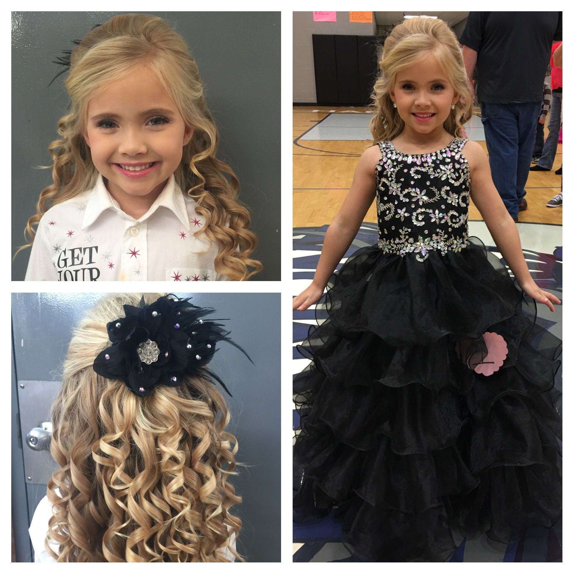 Hairstyles For Girls In Pageants Beauty Pageant Hair Pageant Hair And Makeup Pageant Hair