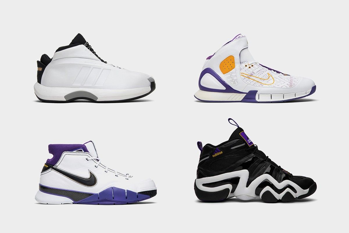 Shop These Career Spanning Kobe Bryant Sneakers at GOAT