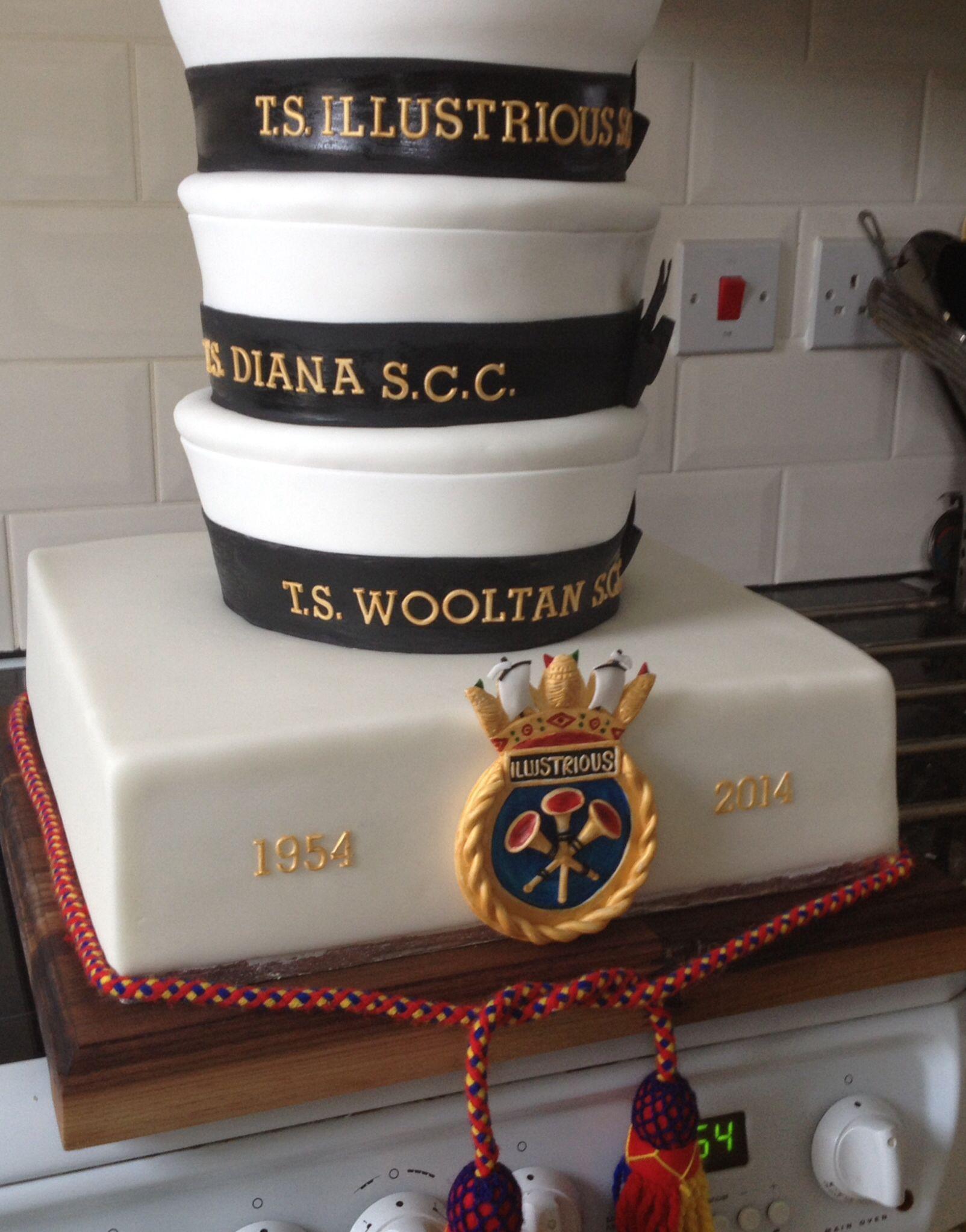 Happy 60th Birthday Walton Sea Cadets