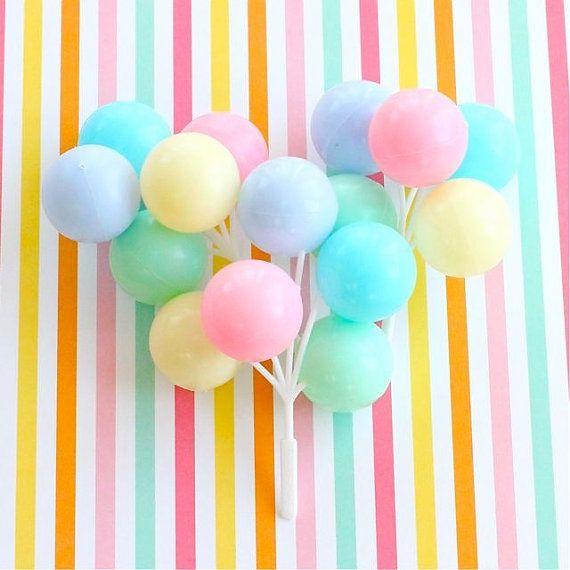 pastel colored balloons i love pastel colors pinterest pastel