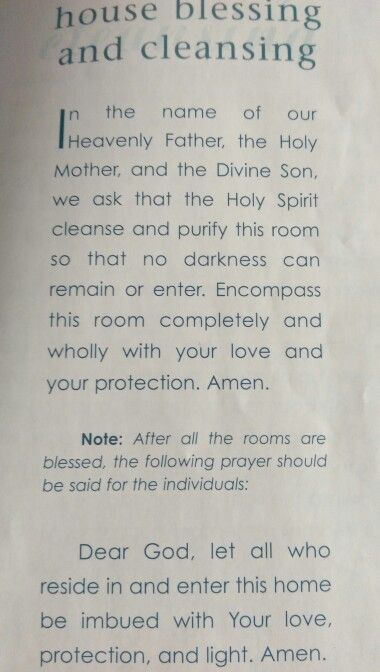 Sylvia Browne Prayer Book Prayer To Bless And Protection
