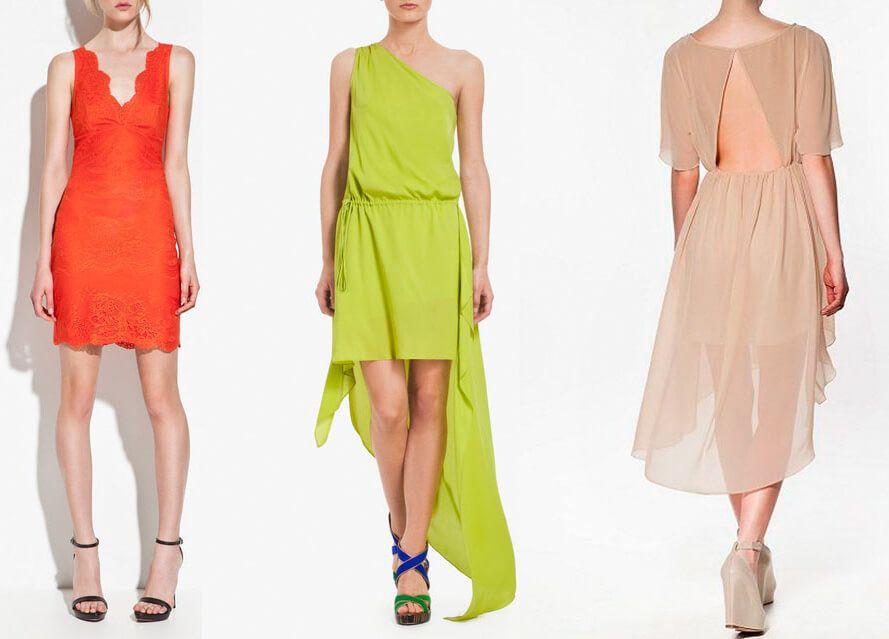 1dbb27845 Nuevos Los Mejores Modelos de Vestidos Sencillos Para ir a Una Boda ...