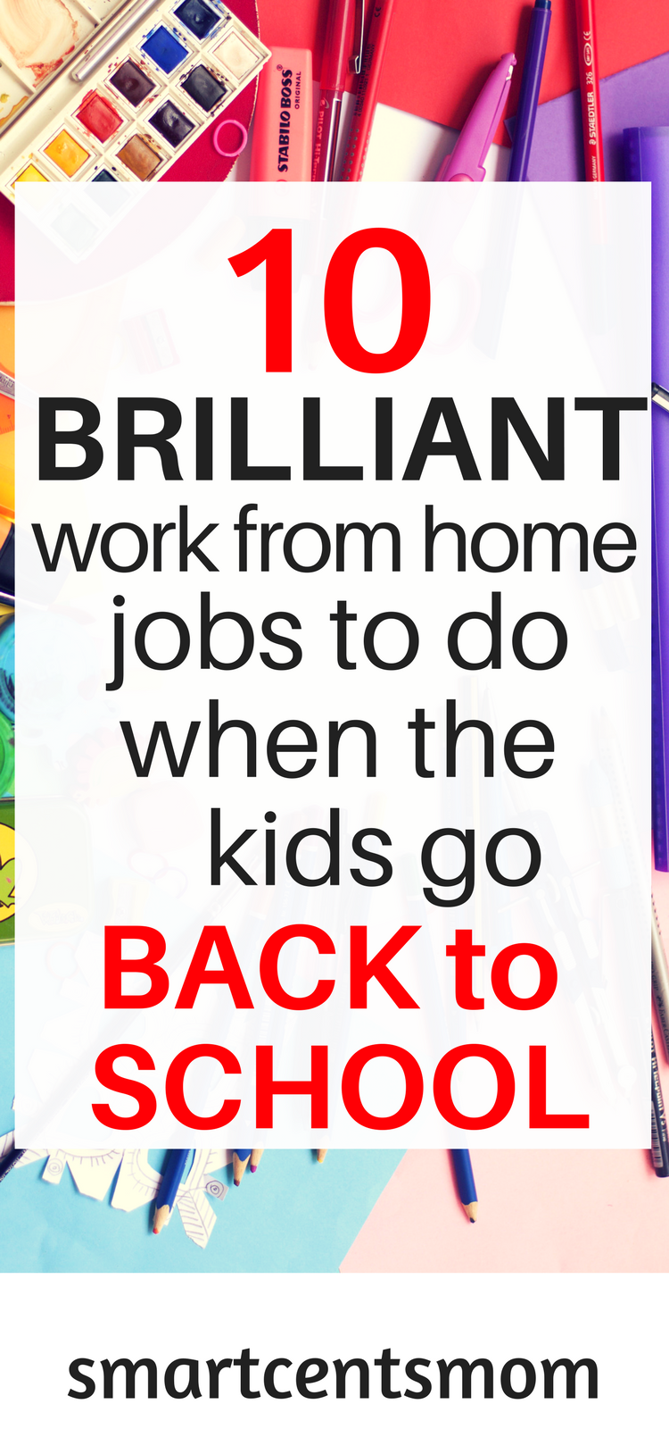 Ways to Work from Home When Kids Go Back to School | Extra money ...