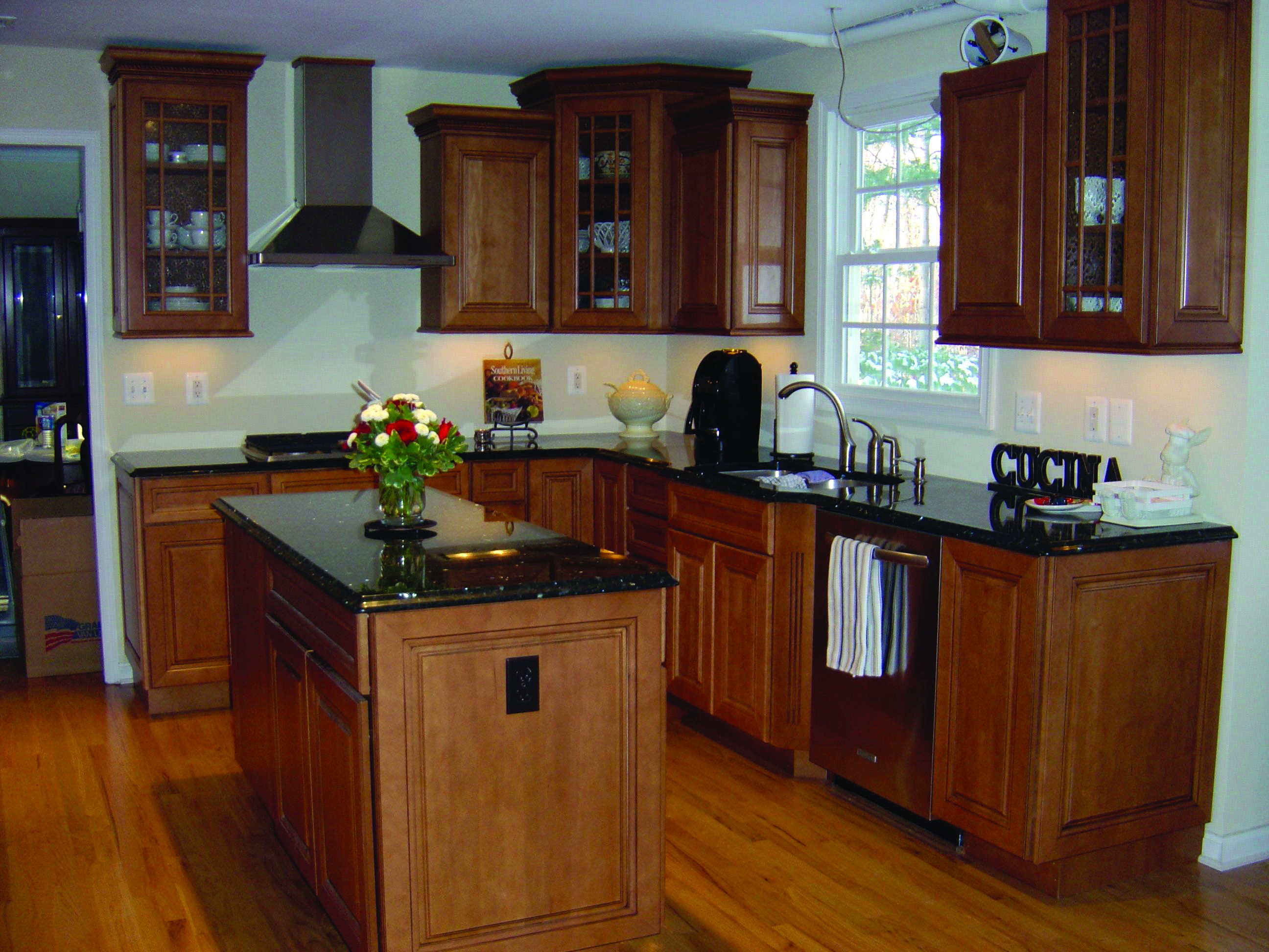 Dark Marble Countertops Colors Styles Maple Kitchen Cabinets Kitchen Cabinets And Countertops Outdoor Kitchen Cabinets