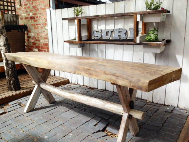 Beautiful Diy Rustic Industrial Furniture