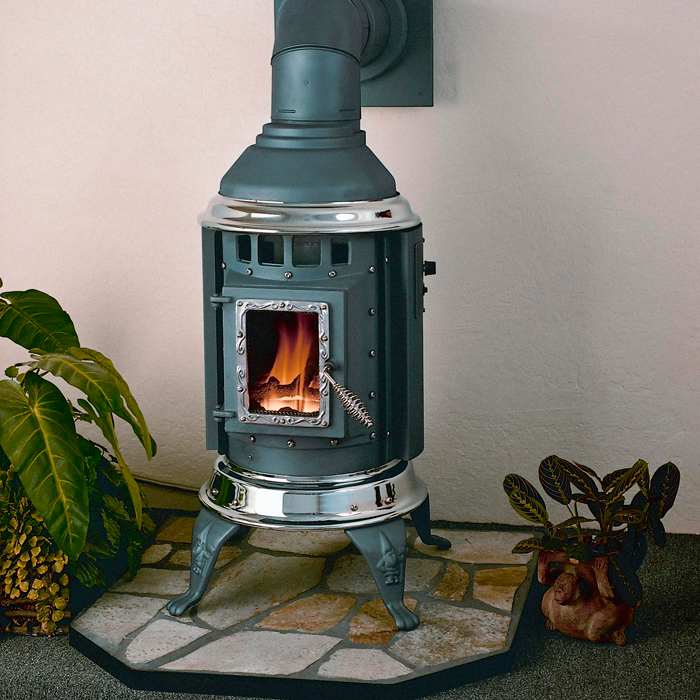 Gas stove and Direct vent gas stove