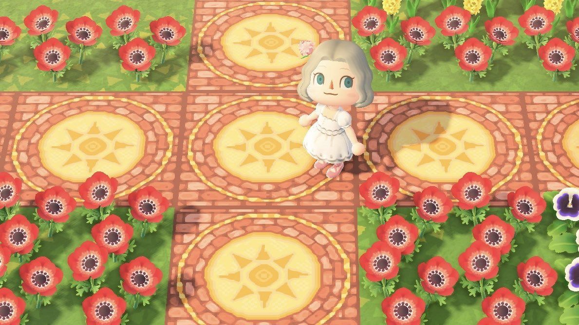 Animal Crossing New Horizon Paths in 2020 | Animal ...