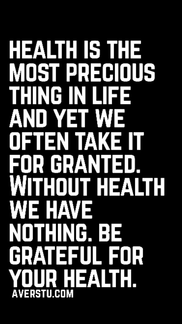 Health   Exactly!   Well said thoughts   Life Quotes