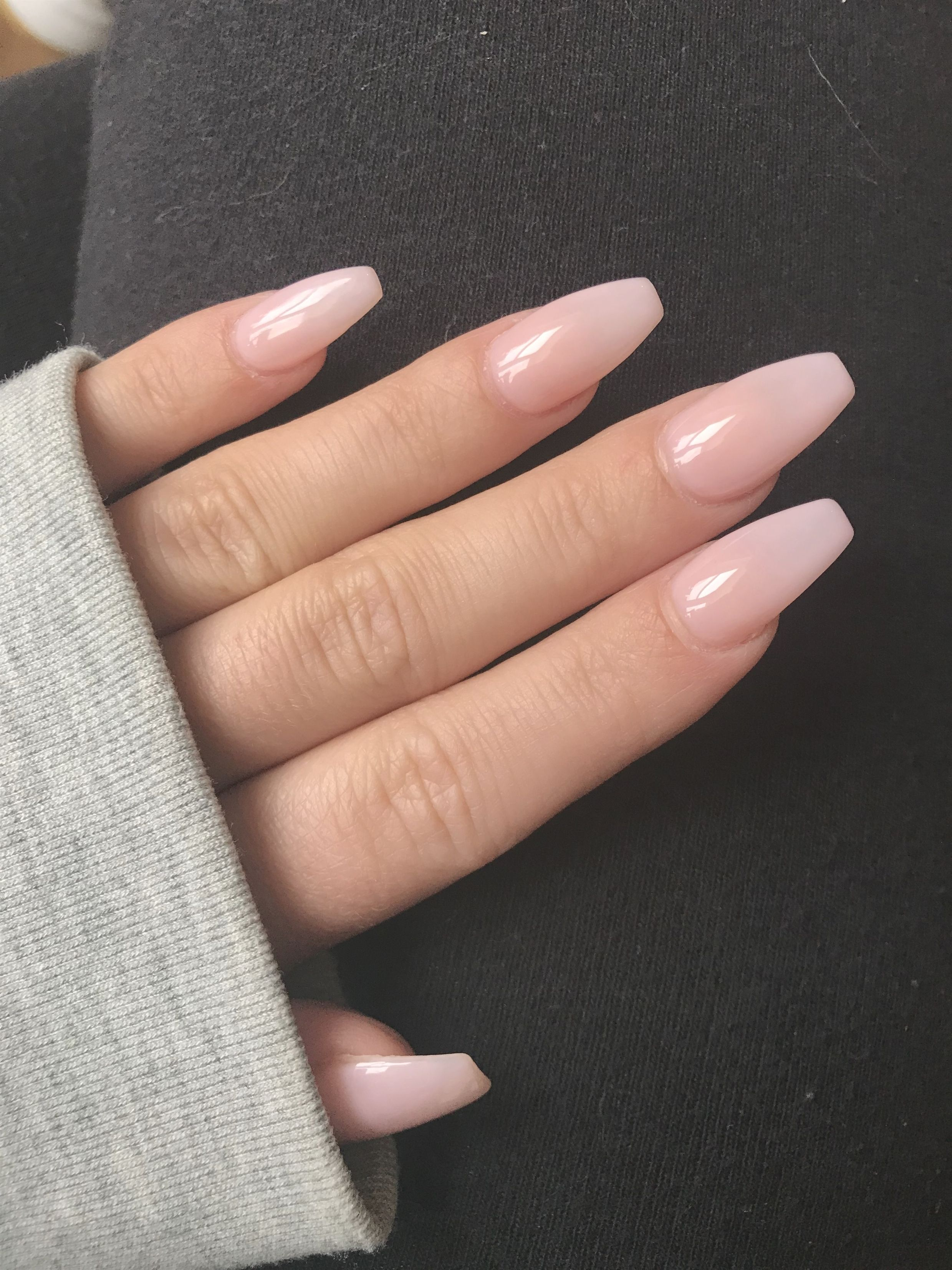 Image Result For Opi Pink Acrylic Coffin Nails Acrylicnails Coffin Nails Long Short Coffin Nails Coffin Nails Designs