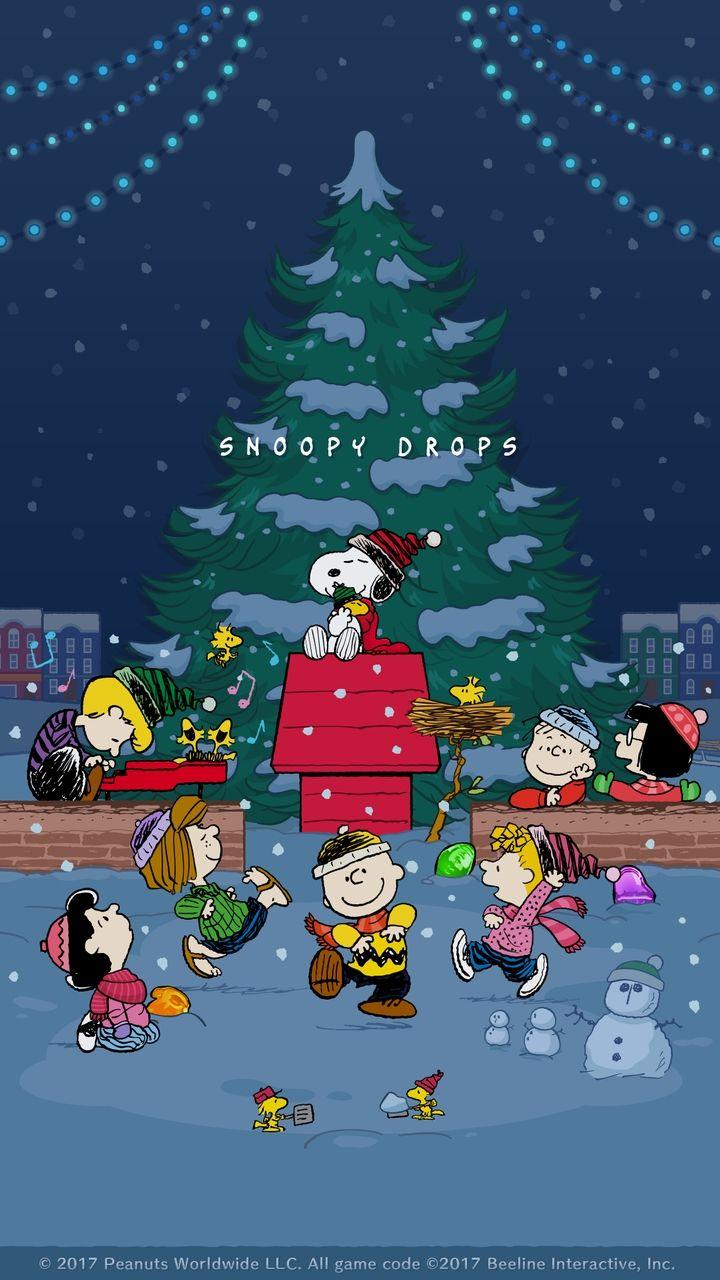 スマホ用はこちら クリスマスの壁紙 スヌーピーの壁紙 ムーミン 壁紙