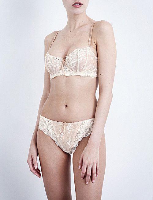 511d5387a2d0 HEIDI KLUM INTIMATES Sofia lace contour bra | Lingerie Sewing ...