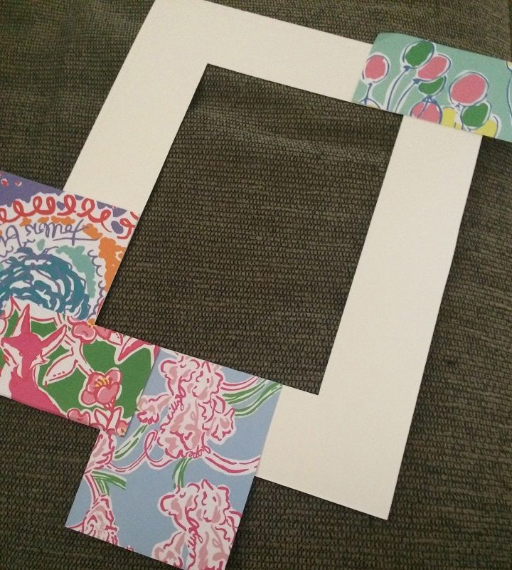 A Cute and Easy Craft Using Lilly Pulitzer Agenda Pages | SU ...