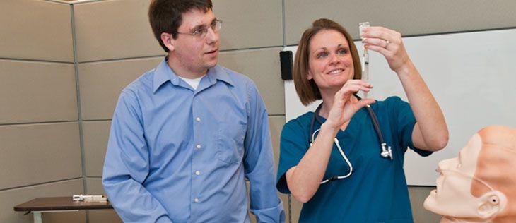 Health science applicants science programs health