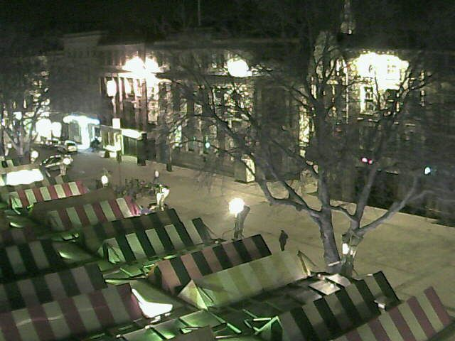 Norwich at night on a Camsecure IP webcam for websites