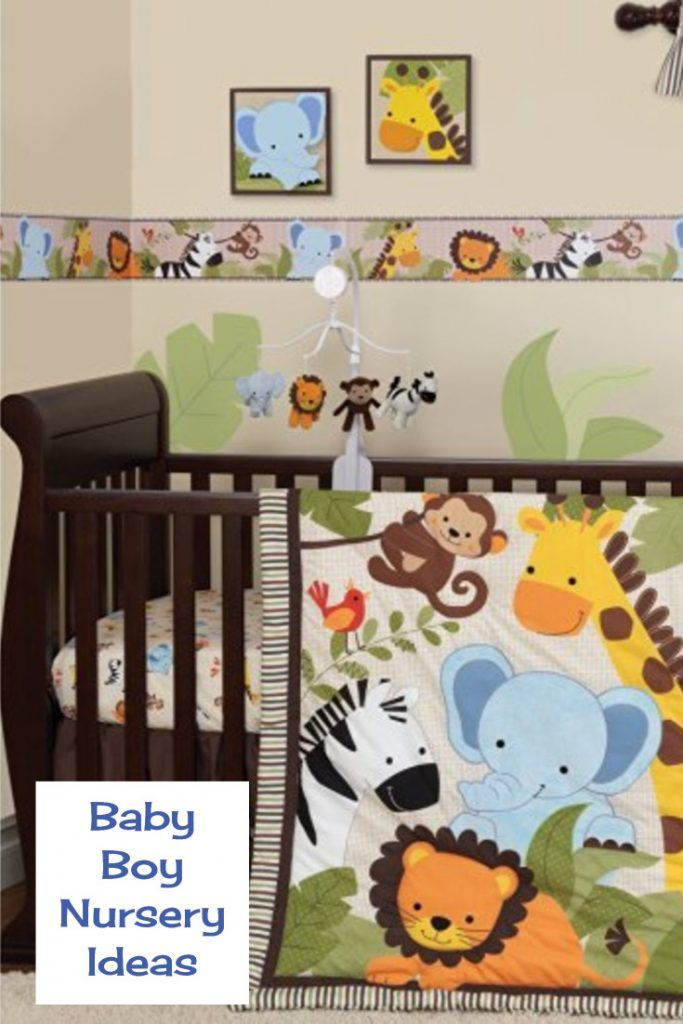 Unique Baby Nursery Theme For Boy Jungle