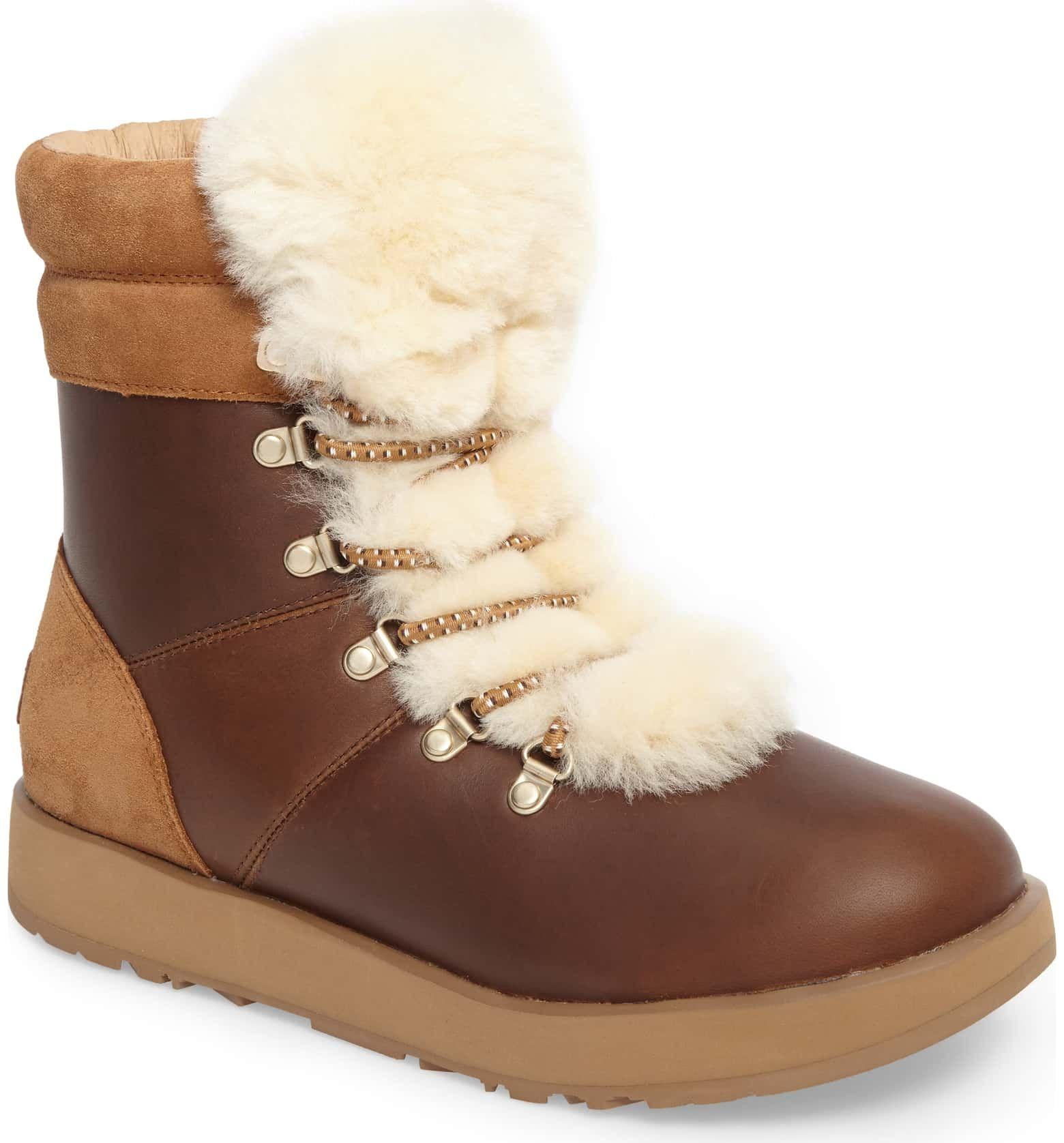 66b94037ea3 Viki Waterproof Boot, Main, color, CHESTNUT LEATHER | wish list ...