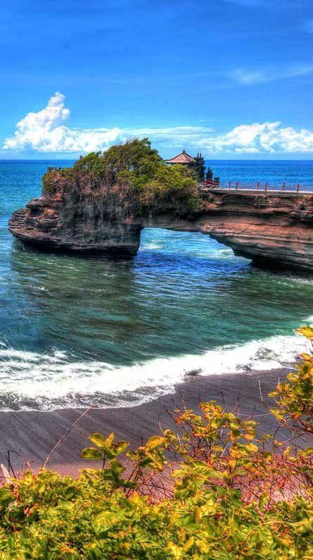 Bali, Indonesia. Its mixture of stunning beaches, lovely mountain scenery, rich culture and warm-hearted people make it an exotic paradise begging to be explored.  #honeymoon #Bali