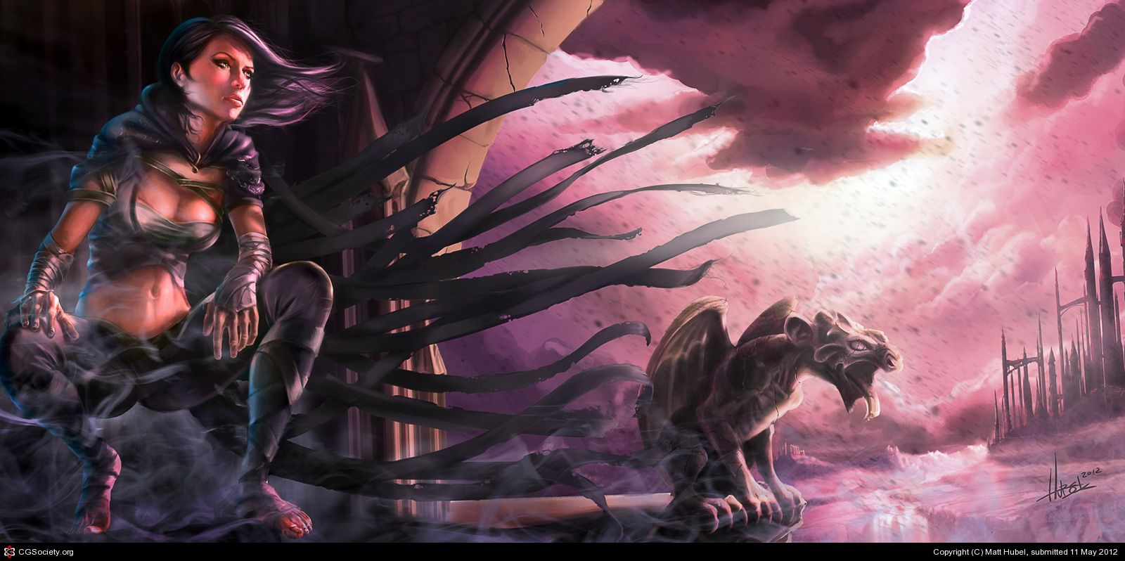 Mistborn Vin Owns The Night Fantasy Fantasy Art Wallpaper Backgrounds