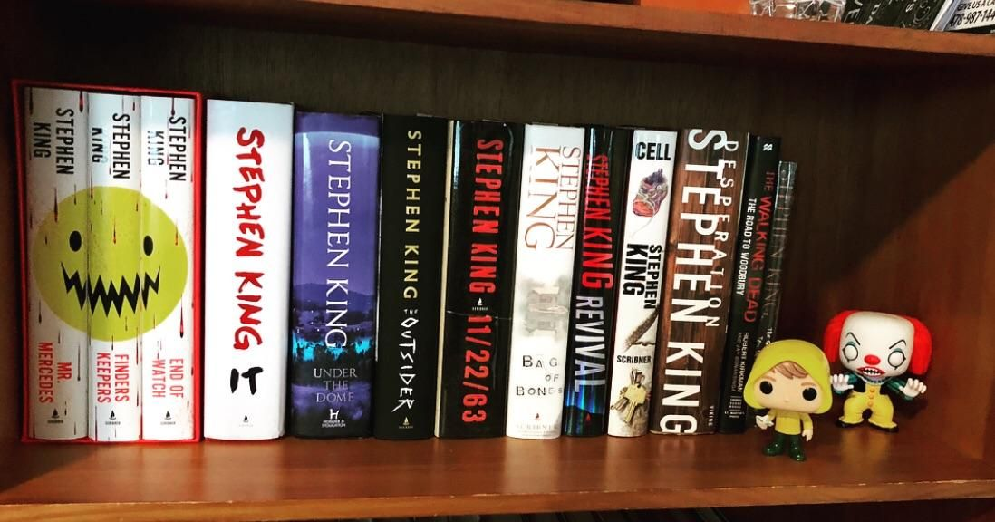 What Do You Consider The Scariest Stephen King Book