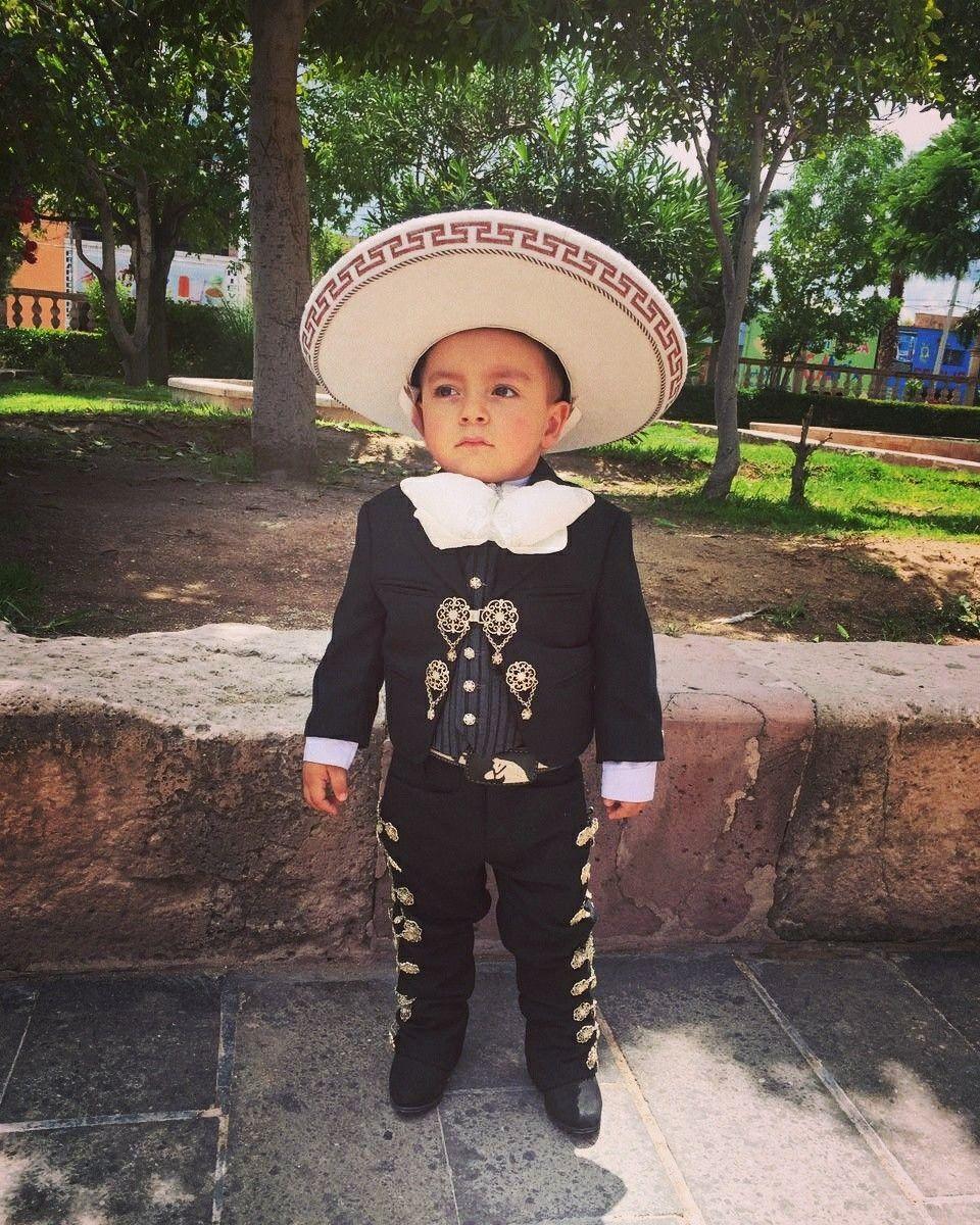Charro Bebé Charro Niño Traje De Mariachi Y Vestimenta